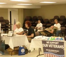 American Legion Event – 2013