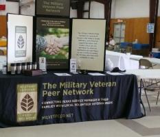 The Military Veteran Peer Network Event – September 2015